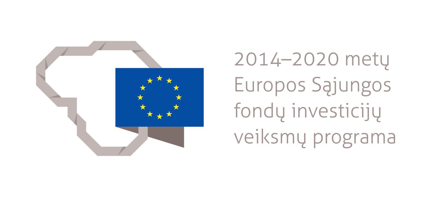 Finansuojama Europos socialinio fondo lėšomis