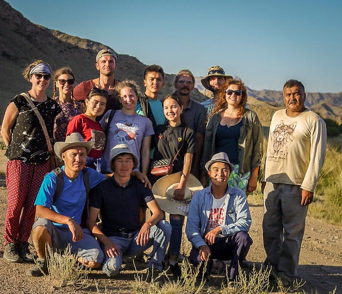 Chap excavation team 2018